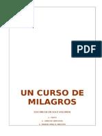 Fundación Para La Paz Interior - Un Curso de Milagros