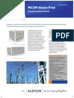 Micom Alstom p74x Brochure Sp