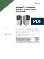 PowerFlex700S QuickStart Obudowy 1-6