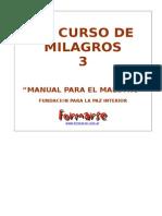 Fundación Para La Paz Interior - Un Curso de Milagros 3
