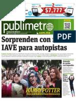 20140801 Mx Publimetro