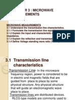 3 Microwave Measurements