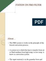 Presentation on Fbd Filter Bags