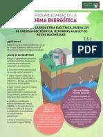 2 - Infografía - Ley de la Industria Eléctria y Ley de Energía Geotérmica