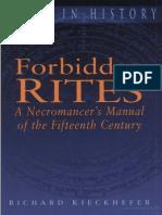 Forbidden Rites a Necromance