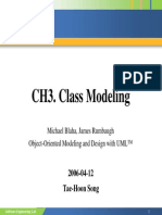CH3 Class Modeling