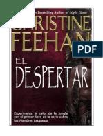 104031315 Leopardos 1 El Despertar Christine Feehan