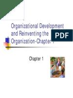 HRDV5630 Chapter 1 OrganizationalDevelopmentt