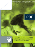 Reglas Mnemotecnicas AMIR