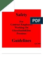 Safety in GSK