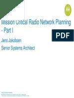 Motorola RNP 1 MCCH Throughput