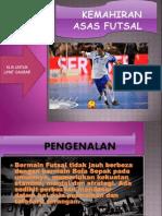 Kemahiran Asas Futsal