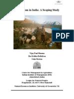 Pastoralism in India