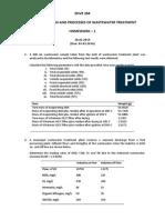 ENVE 304 - Homework -1.docx