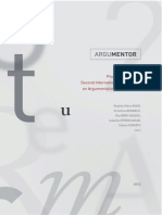 Argumentor Proceedings 2012