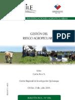 GESTIÓN DEL RIESGO AGROPECUARIO