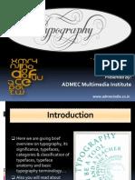 Typography Basics