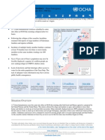 Hostilities in Gaza, UN Situation Report as of 01 Aug 2014