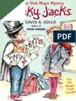 David a Adler - [Houdini Club Magic Mystery 02] - Wacky Jacks (Retail) (PDF)