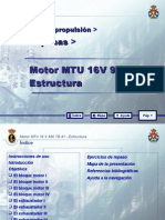 MOTOR MTU 16 V 956 TB 91_02 ESTRUCTURA