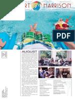 Fort Harrison August Newsletter