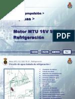 7.-MTU 16 V 956 TB 91_07 REFRIGERACION