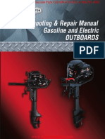 275110 Gas and Electric Outboard