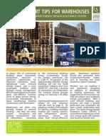 Warehouses Niche Market Report FINAL - 05.02.2011