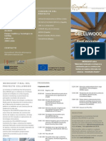 Se celebra el workshop final del proyecto CELLUWOOD