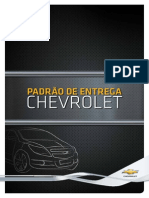 Manual Padrao de Entrega Chevrolet