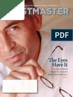 Toastmaster Magazine 2013-12