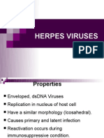 Herpes viruses lecture
