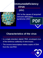 Human immunodeficiency virus lecture