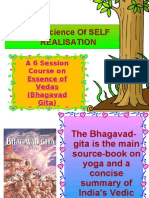 Essence of Bhagavad-Gita Class at UM
