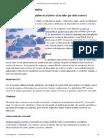 Diez Definiciones de Intercambio de Archivos en La Nube Que Debe Conocer