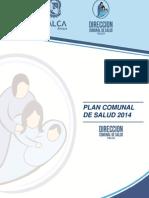 Plan Comunal de Salud 2014 (Final)