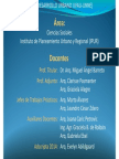 Presentación Programa 2014