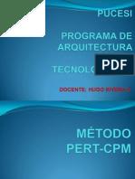 Método Pert Cpm