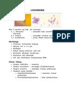 Kuliah Tripanosoma & Leishmania