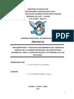 Proyecto Reg Sur Luis Abraham