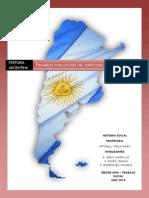 Historia Social - Primeros Pobladores del actual territorio Argentino.pdf