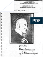 St Alphonsus Liguori Guide for Confessors