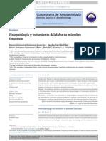 Fisiopatología y Tratamiento Del Dolor de Miembro Fantasma