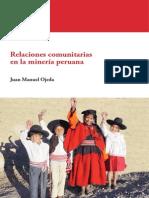 Relaciones Comunitarias Mineras - Cadena de Valor