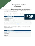 MagnetProgram Online Applilcation Handout