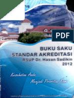 Buku Saku Standar Akreditasi
