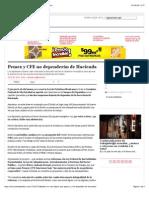 30-07-14 Pemex y CFE no dependerán de Hacienda