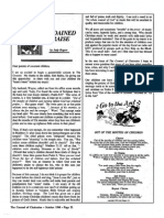 1990 Issue 8 - Ordained Praise, Part 1 - Counsel of Chalcedon