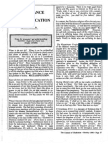 1990 Issue 8 - Repentance or Reclassification - Counsel of Chalcedon