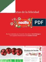 Recetario Nocilla